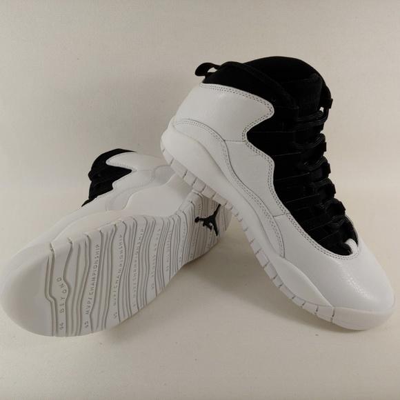 dd7e6ad29c45 Nike Air Jordan 10 Retro X I m Back Sneakers
